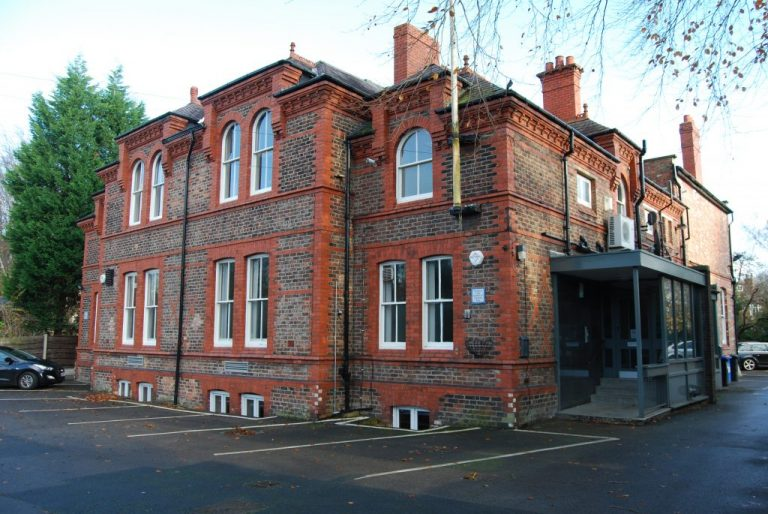 High Quality Offices Fully Let at St Baldred's Hall in Hale